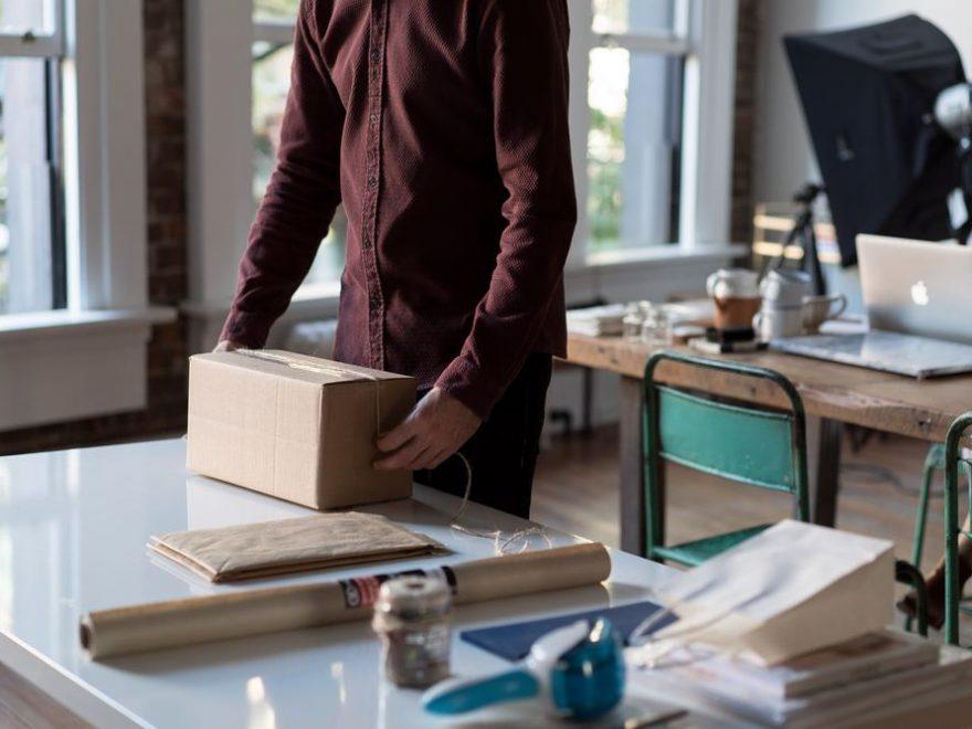 Billig og enkel levering av dine pakker
