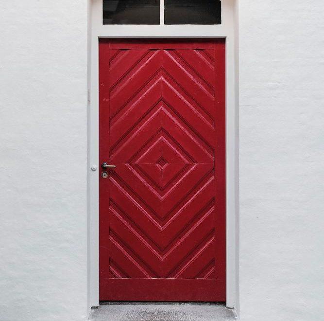 Døren er en portal til ditt hjem